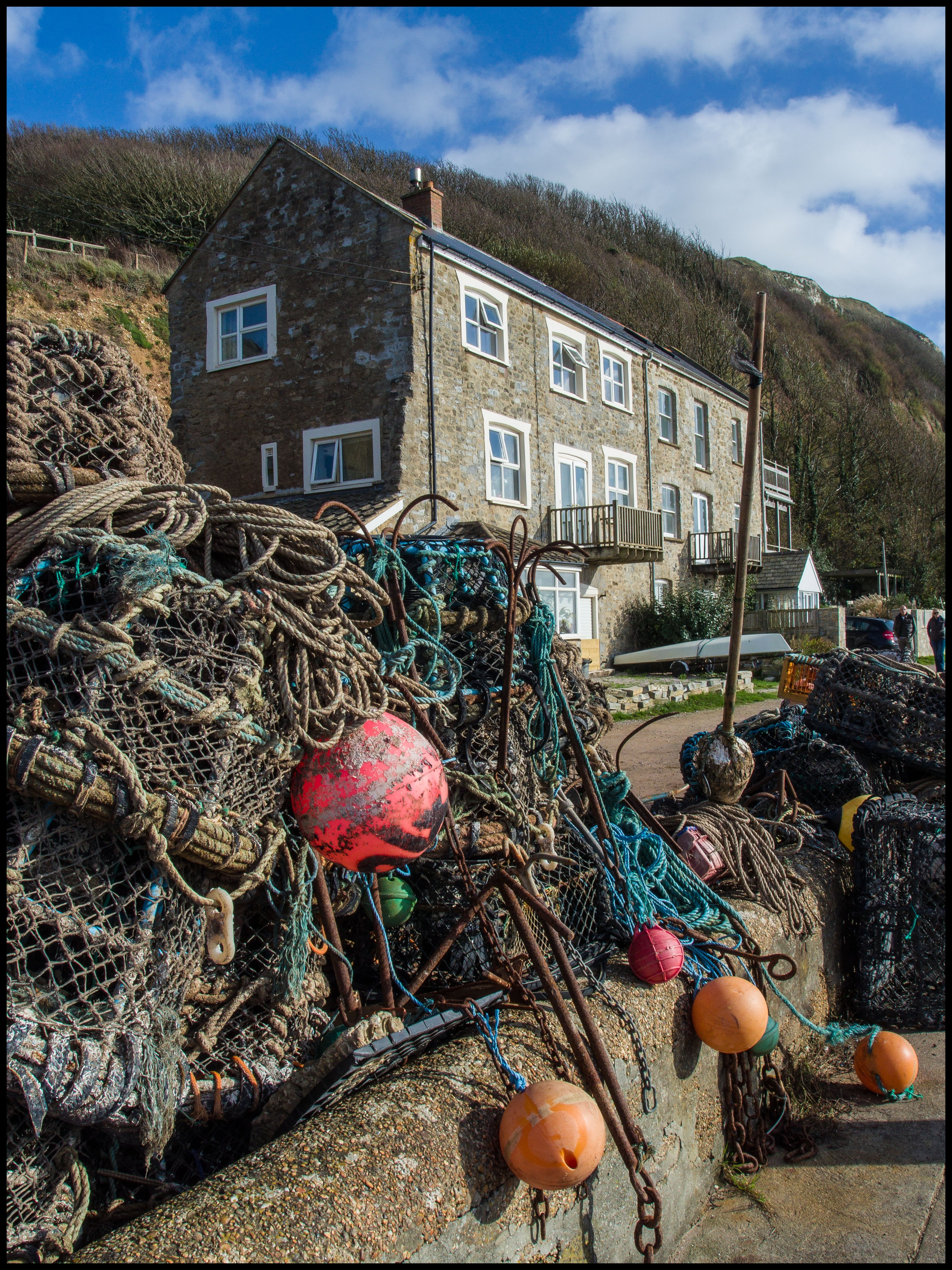 Nets and Corrages, Axmouth