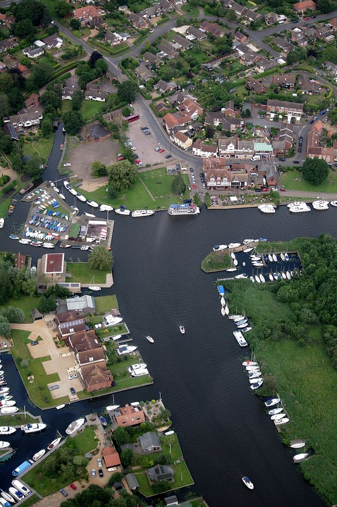 Horning from the Air