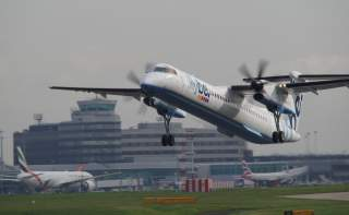 Flybe at Manchester